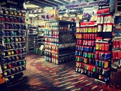 Artist Craftsman Supply Downtown L A App Discoverla